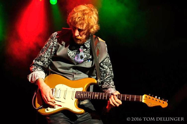 Lyle Workman - Photo credit Tom Dellinger