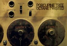 Porcupine Tree - Octane Twisted - Copertina
