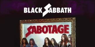 Black Sabbath Sabotage Super De Luxe Copertina