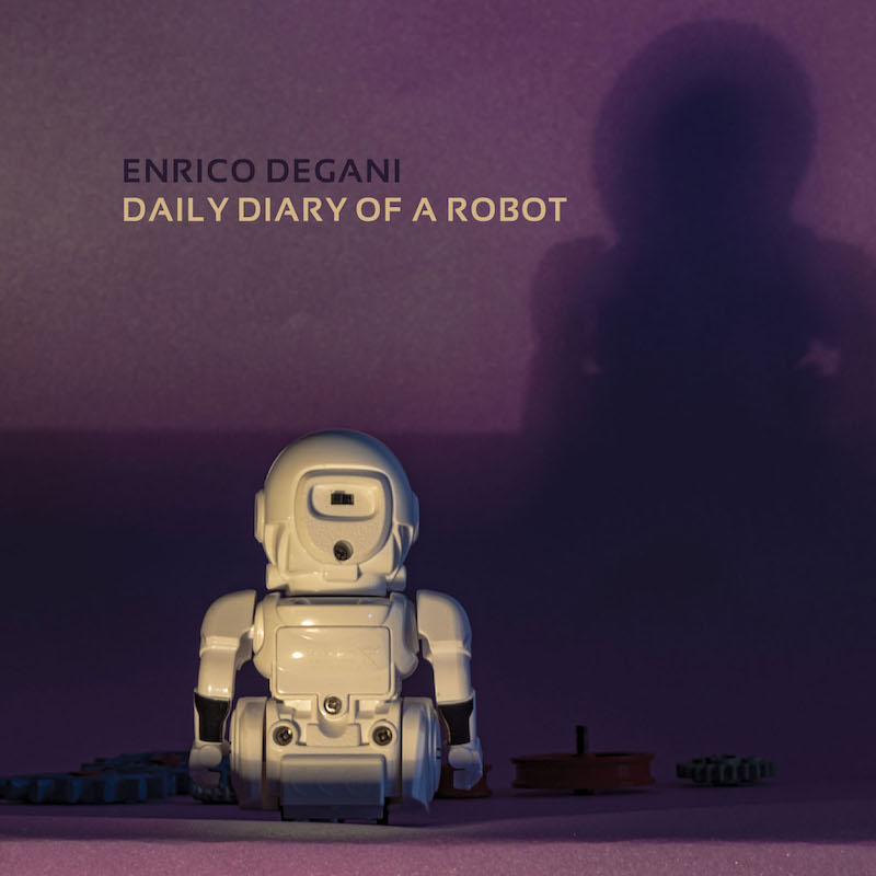 Enrico Degani - Copertina Diary Of A Robot
