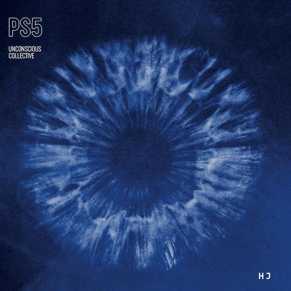 PS5 Unconscious Collective Album Cover by Sabrina Cirillo
