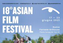 Locandina Asian Film Festival