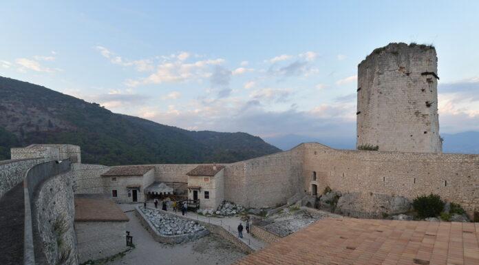 Cassino Rocca Janula Itinerario Giovani Regione Lazio