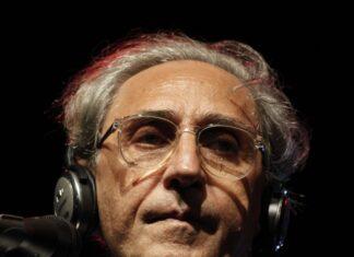 Franco Battiato al Festival Gaber il 23 luglio 2010