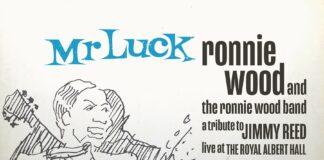 Copertina Mr Luck Ronnie Wood Band