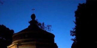 Un immagine del film La luce di Roma