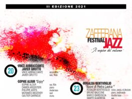 Zafferana Jazz Festival Locandina