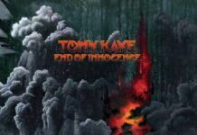 Copertina album End Of Innocence