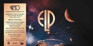 ELP Out Of This World Cover