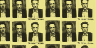 Copertina album Assembly Joe Strummer
